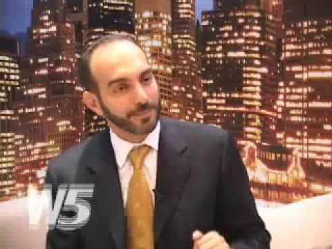 """Alex Jadad - Entrevista en """"W 5 Noticias"""" (Parte 2)"""