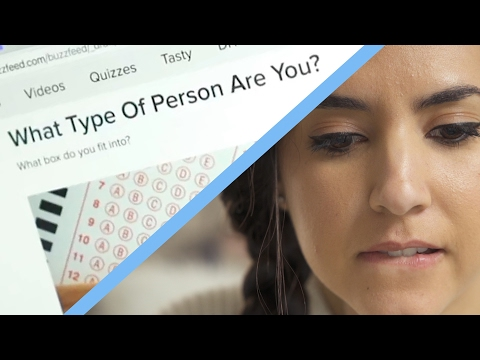 Thumbnail: What Kind Of Person Are You?