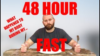 What Happened To My Body During My 48 Hour Fast