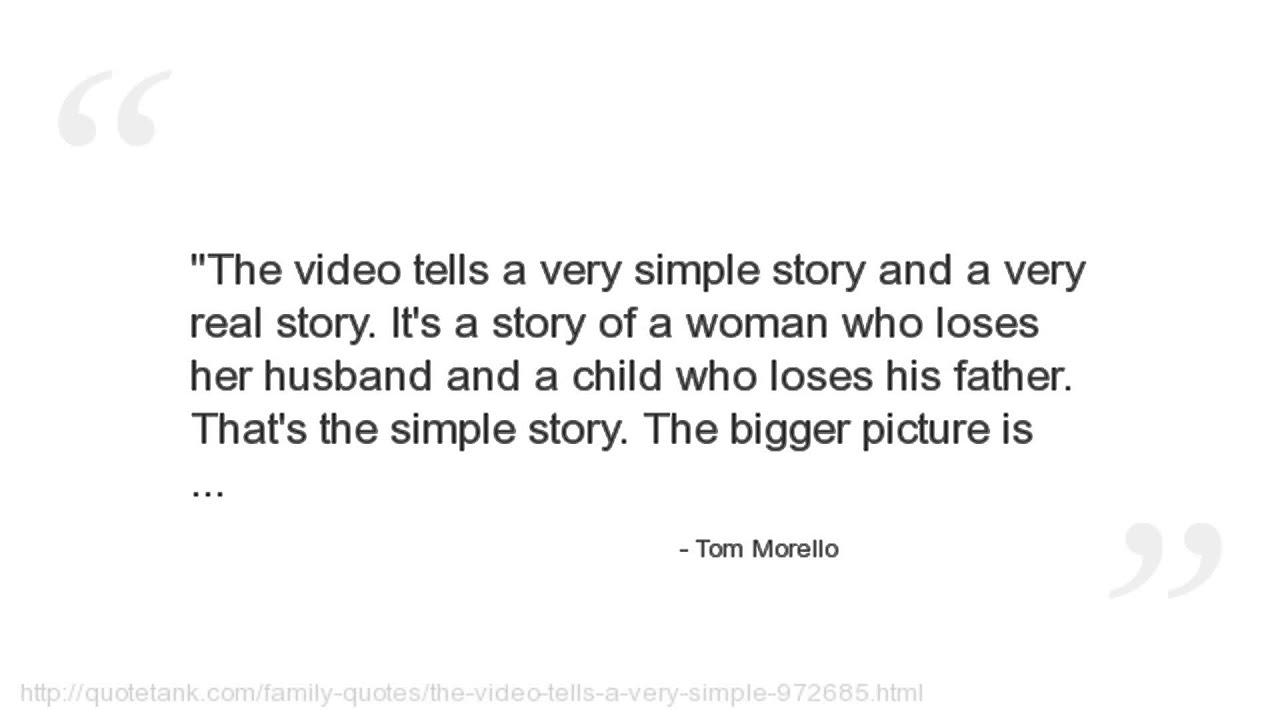 Tom morello quotes
