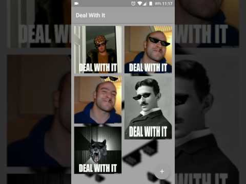 Deal With It Gif Apps On Google Play