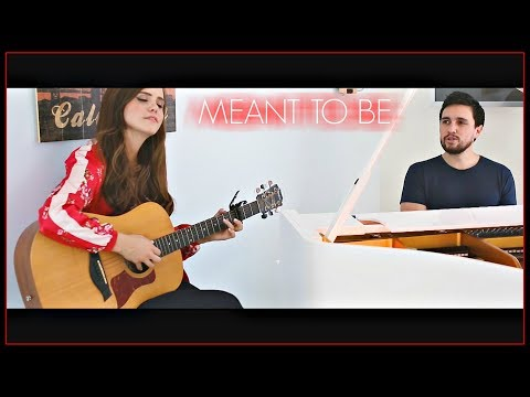 Bebe Rexha - Meant to Be (feat. Florida Georgia Line) | Tiffany Alvord & Chester See