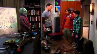 Теория большого взрыва 5 сезон 7 серия