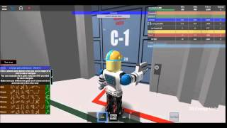 how to open a door on stargate universe wars on roblox with a ancient gun