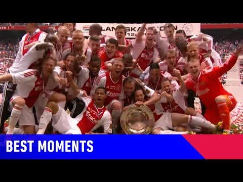 Best moments • Frank de Boer • Champions of season 2012-2013