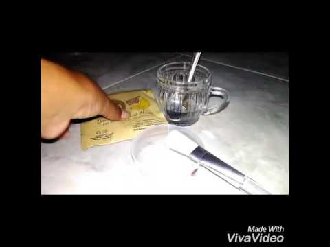 Cara menggunakan Coffee rice mask by dewi @staroutfit_shopp