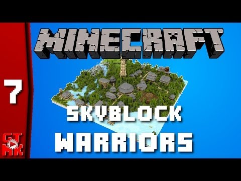 Skyblock Warriors - Episode 7 (Minecraft Xbox 360 Custom Map)