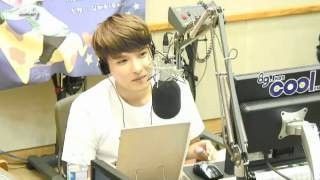 131205 Call out Hyungsik Sukira quiz Super Junior Ryeowook KTR