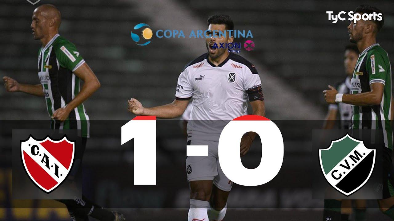 Independiente 1-0 Villa Mitre | Copa Argentina