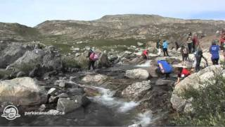 Come visit the Torngat Mountains National Park !