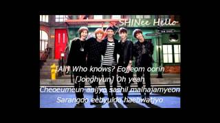 SHINee(샤이니) - Hello w/ lyrics (full ver.)