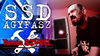 SSD szerelés agyfasz