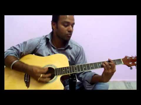 Tate Bhala Pae Kete (Deewana Oriya Film) Guitar Chords Lesson