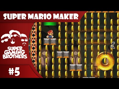 SGB Play: Super Mario Maker - Part 5