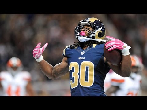 Todd Gurley Ultimate 2015 Rookie Highlights