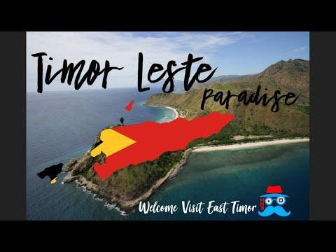 Welcome Visit East Timor | TIMOR LESTE | TIMOR.