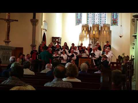 His Yoke is easy - Bach Society of Queensland - Performance on 17 September 2017