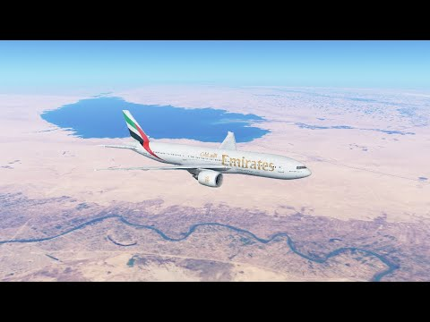Infinite Flight Global Livestream | Dubai to London Heathrow | B777 Emirates