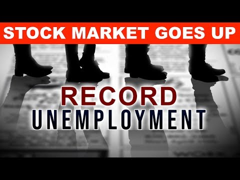 [EXPLAINED] WHY DID HIGH UNEMPLOYMENT HELP THE STOCK MARKET?