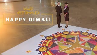 Happy Diwali | Etihad Airways