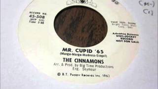 The Cinnamons - Mr Cupid