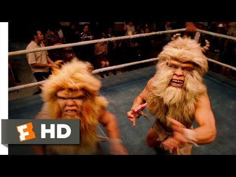 Tag Team Terrors - Nacho Libre (4/10) Movie CLIP (2006) HD from YouTube · Duration:  2 minutes 37 seconds