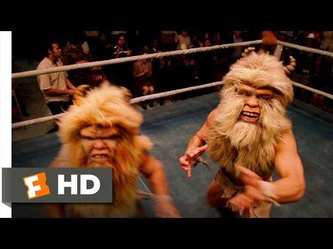 Tag Team Terrors - Nacho Libre (4/10) Movie CLIP (2006) HD