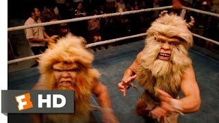 Tag Team Terrors - Nacho Libre (4/10) Movie CLIP (2006) HD