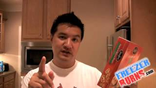 Stouffer's Deluxe French Bread Pizza Video Review (Ep121)
