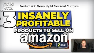 🔥3 Insanely Profitable Amazon FBA Products REVEALED | Profitable Product Ideas For Amazon