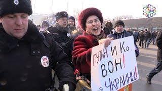 Елена Захарова за сильную Россию!