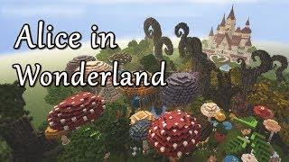 マインクラフトで不思議の国のアリスを再現してみました。 アリスになった気分で冒険できるワールドに仕上げています。 Twitter:https://twitter.com...