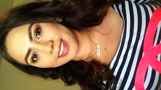 Video Simple quick and easy makeup | Nanci Hernandez download MP3, 3GP, MP4, WEBM, AVI, FLV Oktober 2018