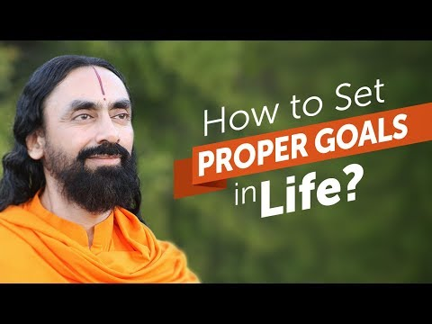 how-to-set-proper-goals-in-life?-|-swami-mukundananda