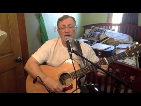1789 -  Mr Blue -  Fleetwoods vocal & acoustic guitar cover with chords