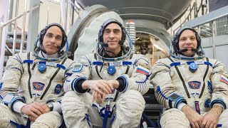 The Next Space Station Crew Trains for Launch on This Week @NASA – March 13, 2020
