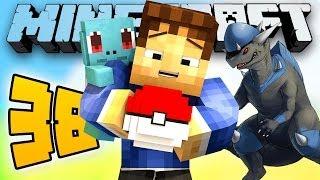 Pixelmon GOLD! (Pokemon Minecraft Mod) - EP16 - Montage