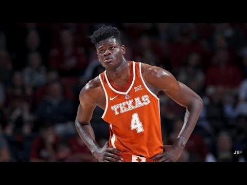 RECORD-BREAKING 7'10 Wingspan 👀|| Texas C Mo Bamba 2017-18 Highlights ᴴᴰ