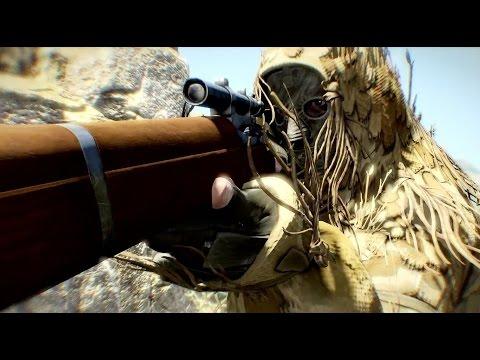 Игра Sniper Elite 3 Снайпер Элит 3 2014 Скачать