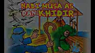 Video kisah nabi musa as dan khidir download MP3, 3GP, MP4, WEBM, AVI, FLV Maret 2018