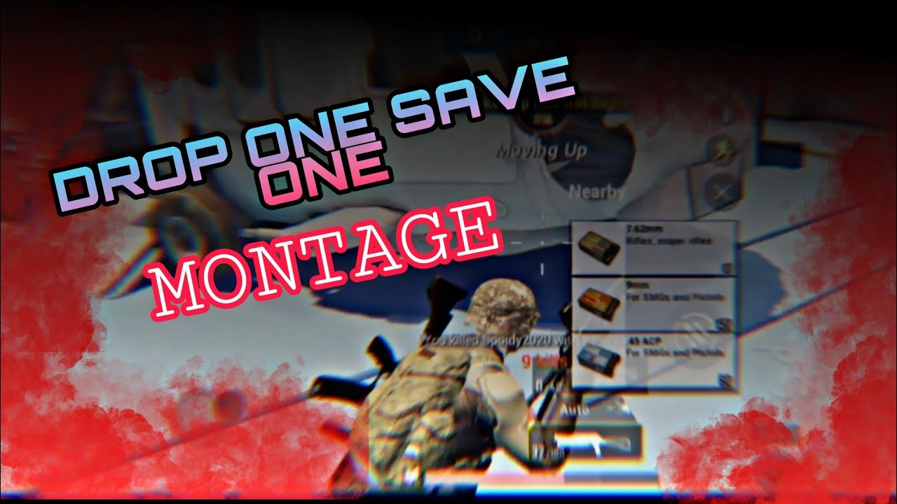 Download DROP ONE SAVE ONE MONTAGE