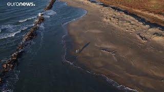 ESA Euronews: Estudiando las amenazas climáticas con Sentinel
