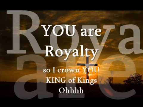 """YOUR Majesty"" T D Jakes lyrics"