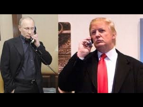 Trump Call Putin, Edward Snowden must Pay