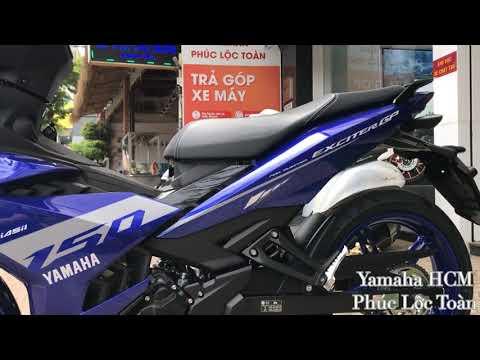 Yamaha Exciter GP 2019 New- Exciter 150 GP 2019 Xanh Dương Tem Mới