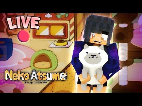 Neko Atsume Meow Loading!  | Minecraft Hide and Seek