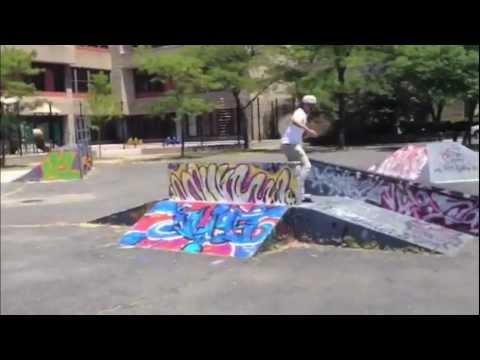 East Boston Skatepark
