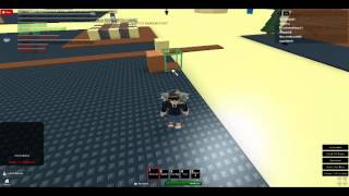 ROBLOX SANDBOX- EPIC GLITCH TO GET A BRICK OFF YOUR BASE!!!!