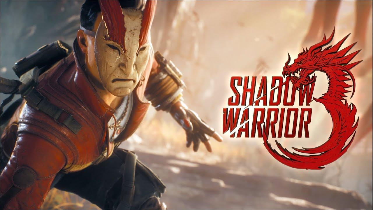 Shadow Warrior 3: Game é anunciado para PC
