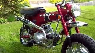 first year 1969 honda ct70 trail 70 for sale on ebay